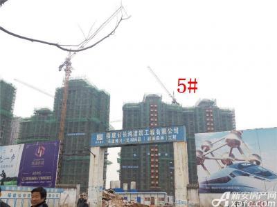 龙湖名城工程进度