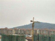高速铜都天地新品楼栋项目进度(2017.1.19)