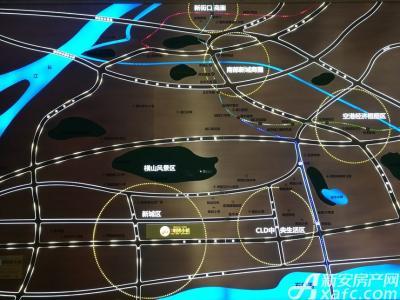 明发明博小镇交通图