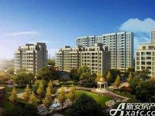 中润润龙湾项目住宅渲染图