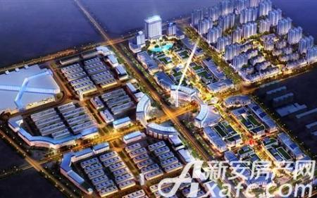 金龙国际商贸港效果图