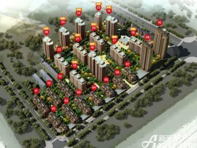 东城国际效果图