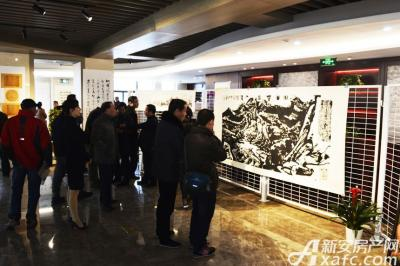 新安印象全市干部职工摄影书画展厅(20170224)