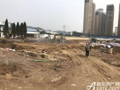 润城豪园2017.3.07润城豪园项目进度