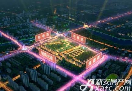 景润中央广场交通图