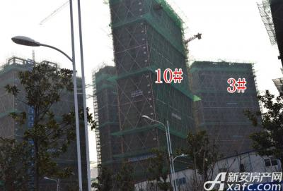 融创城3#10#楼工程进度(2017.03.07)