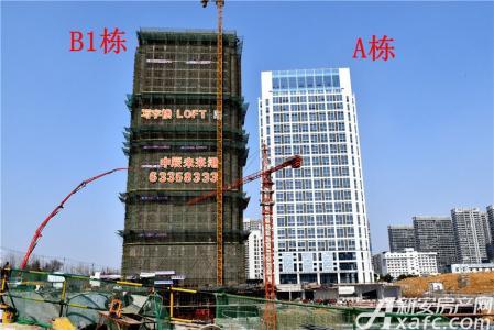中辰未来港工程进度