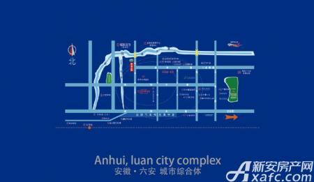 瑞金大厦交通图