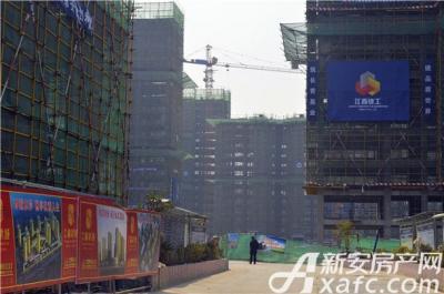 望和锦绣城项目进度(2017-03)