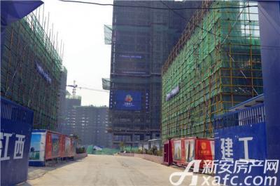 望和锦绣城住宅项目进度(2017-03)