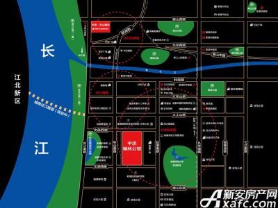 翰林公馆交通图