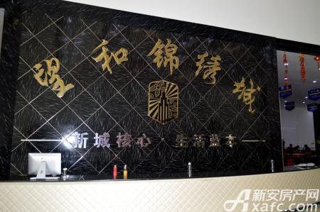 望和锦绣城实景图