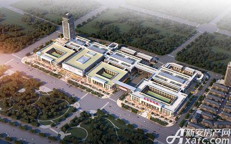 蚌埠义乌国际商贸城2期效果图