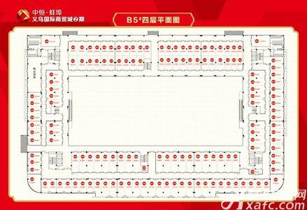 蚌埠义乌国际商贸城2期配套图