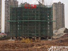 高速铜都天地G15#楼项目进度(2017.3.20)
