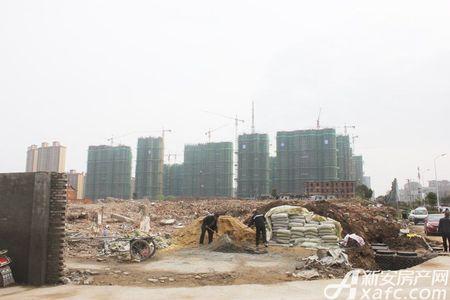 碧桂园城市之光工程进度