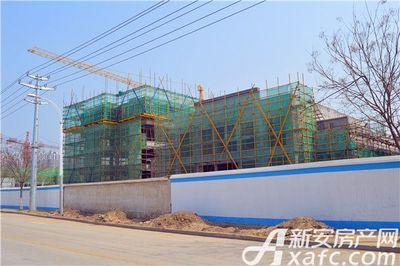 中润润龙湾住宅项目进度(2017-03)