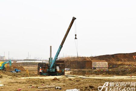北雁湖金茂湾工程进度