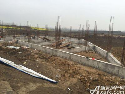 高速·海德公馆海德公馆项目进度(2017.3)