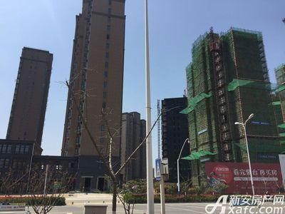 天润公馆天润公馆部分已竣工部分正在建设中