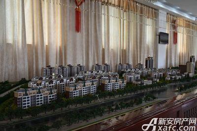 天瑞凤鸣花园售楼部实景图(2017.3.30)