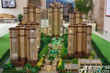 国际新城实景图
