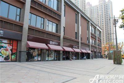 巢湖恒大帝景沿街底商(2017.03.29)
