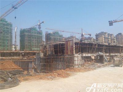 天景庄园二期新品楼栋项目进度(2017.3.30)