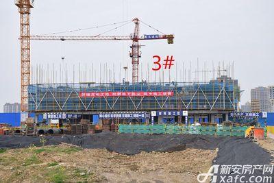 皖新翡翠庄园3月项目进度(2017.3.25)