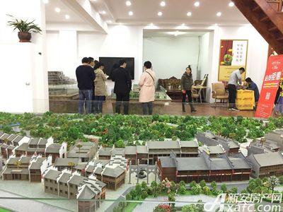 庐江中心城售楼部内景(2017-04-10 )