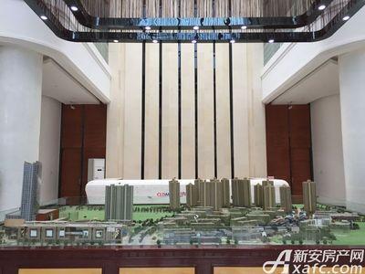 庐江中心城售楼部沙盘(2017-04-10 )