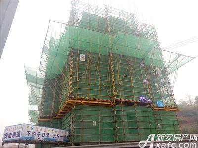 高速铜都天地G8#楼项目进度(2017.4.14)