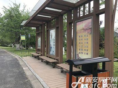 新安印象2017.4.19 项目周边公交站
