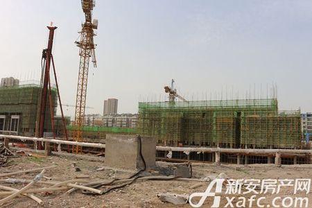 广源·缤纷城工程进度