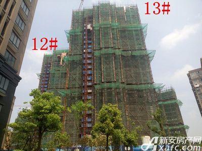 公园道壹号12#、13#楼项目进度(2017.4.25)