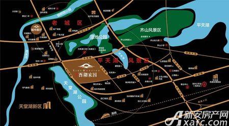 太平鸟·西湖家园配套图