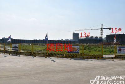 皖新翡翠庄园4月项目进度(2017.4.26)