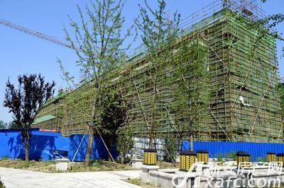 金域蓝湾项目进度(2017-04)