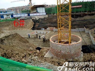 天盛凤凰城项目进度(2017-05)