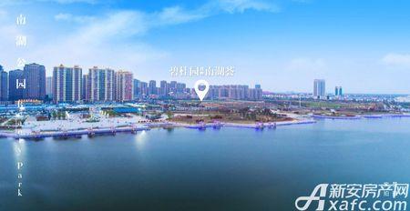 碧桂园顺泰南湖荟实景图