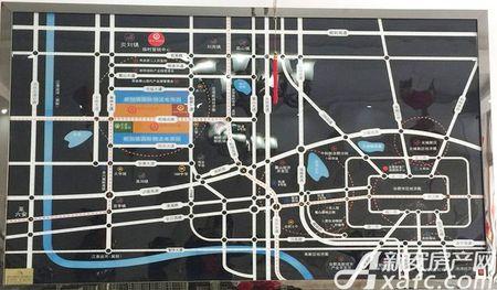 保来国际城交通图