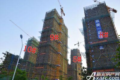 融创城5#8#9#10#楼工程进度(2017.05.11)