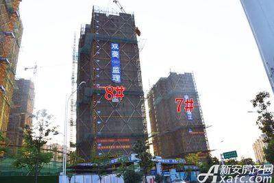 融创城7#8#楼工程进度(2017.05.11)