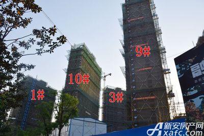融创城133#8#10#楼工程进度(2017.05.11)