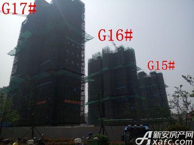 高速铜都天地G15#—G17#楼项目进度(2017.5.12)