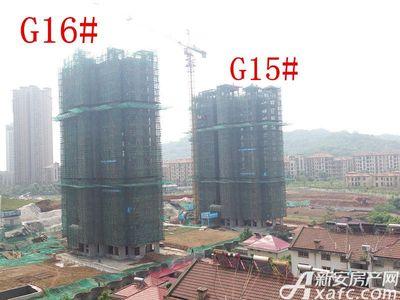 高速铜都天地G15#、G16#楼项目进度(2017.5.12)