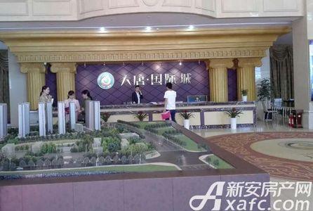 大唐凤凰城实景图
