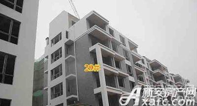 国鑫西城锦湖29号楼项目进度 2017-05