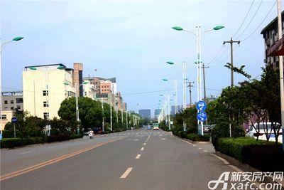滨江壹号院去滨江公园的路
