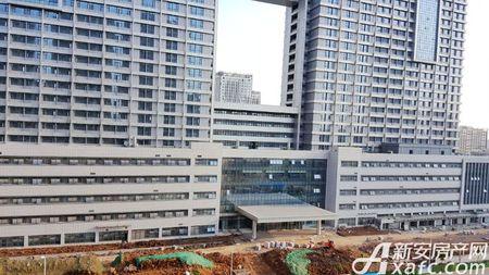新华城公寓配套图